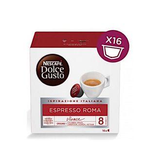 16 Capsule Nescaf Dolce Gusto Roma