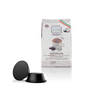 Capsule Gattopardo TO.DA. Il Mio Cioccolata (Compatibili Lavazza A Modo Mio)