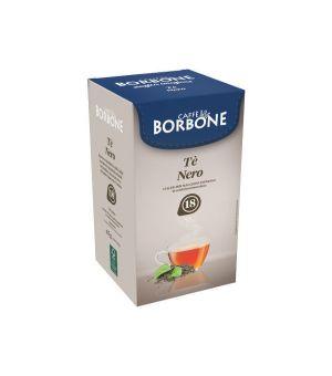 Cialde Borbone The Nero Naturale Filtro Carta ESE 44mm