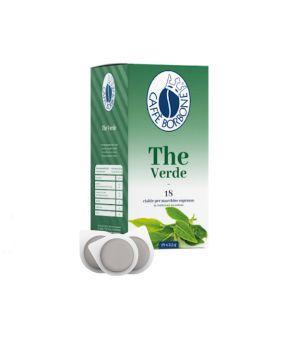 Cialde Borbone The Verde Filtro Carta ESE 44mm