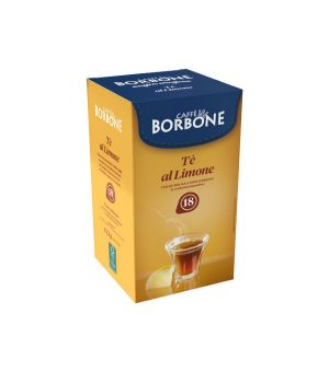 Cialde Borbone The al Limone Filtro Carta ESE 44mm