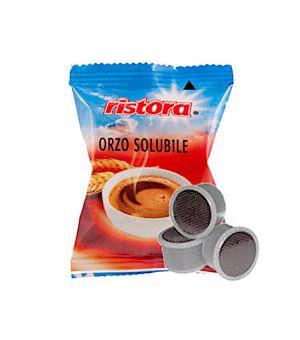 25 Capsule Ristora Orzo Solubile Compatibili Lavazza Espresso Point