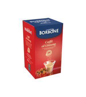 Cialde Borbone Caffè al Ginseng Filtro Carta ESE 44mm