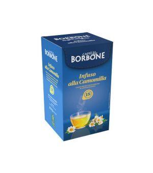 Cialde Borbone Infuso Camomilla Filtro Carta ESE 44mm