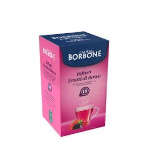 Cialde Borbone Infuso alla Frutta Filtro Carta ESE 44mm