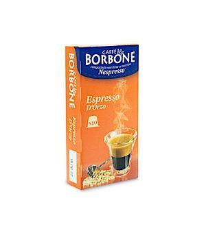 Capsule Borbone Espresso Dorzo Compatibile Nesresso