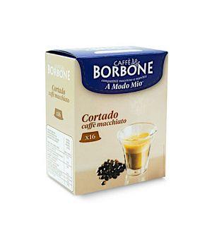 Capsule Borbone Cortado Caff Macchiato Compatibile Lavazza A Modo Mio