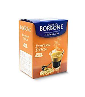 N16 Capsule Caff Borbone Espresso Dorzo Compatibile Lavazza A Modo Mio