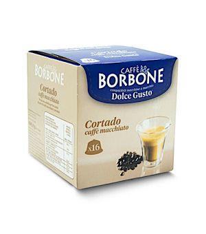 Capsule Borbone Cortado Caff Macchiato Compatibile Nescaf Dolce Gusto
