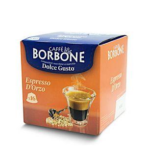 Capsule Borbone Espresso Dorzo Compatibile Nescaf Dolce Gusto