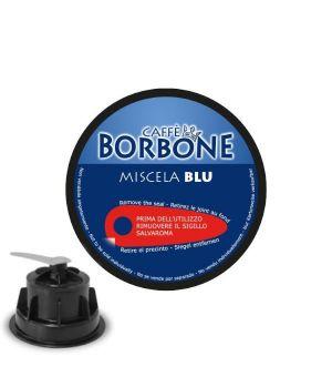Capsule Caffè Borbone Miscela Blu (Compatibile Nescafè Dolce Gusto)