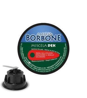 Capsule Caffè Borbone Miscela dek (Compatibile Nescafè Dolce Gusto)
