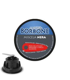 Capsule Caffè Borbone Miscela nera (Compatibile Nescafè Dolce Gusto)