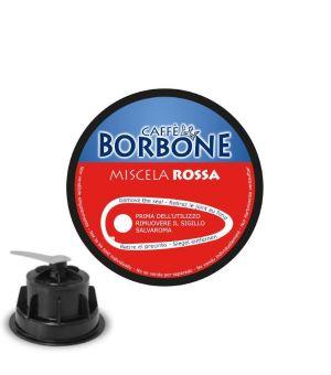 Capsule Caffè Borbone Miscela rossa (Compatibile Nescafè Dolce Gusto)