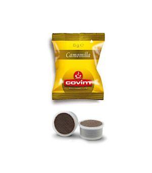 Capsule Covim Camomilla Compatibili Lavazza Espresso Point