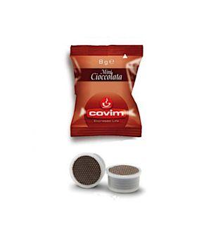 Capsule Covim Mini Cioccolata Compatibili Lavazza Espresso Point