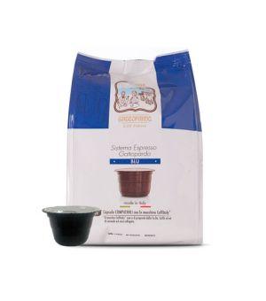 Capsule Gattopardo To.Da. Caffè Miscela Blu (Compatibili Caffitaly)