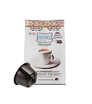 Capsule Gattopardo To.Da. Caffè Dolce Dakar (Compatibili Dolce Gusto)