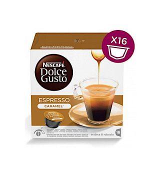 Capsule Nescaf Dolce Gusto Espresso Caramel