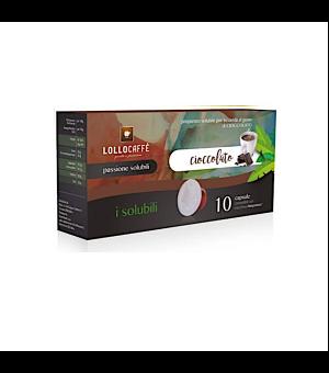 N10 Capsule Lollo al gusto di cioccolato Compatibili Nespresso