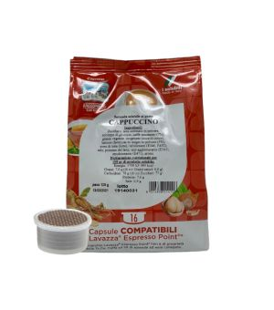 Capsule TO.DA. Cappuccino (Compatibili Espresso Point)
