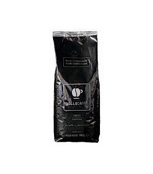 Lollo Caffè Miscela Nera in Grani 1 Kg
