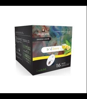 16 capsule gusto t al limone Lollo Caff Compatibili Nescaf Dolce Gusto