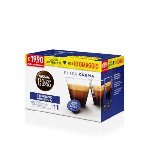 N80 Capsule Nescaf Dolce Gusto Espresso Ardenza