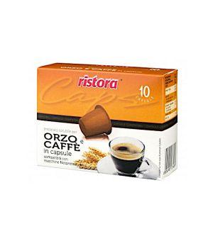 N 10 capsule orzo e caffe compatibili Nespresso