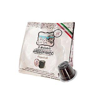 Capsule To.Da. Caffè Gattopardo Capciok (Compatibili Nespresso)