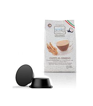 Capsule Gattopardo TO.DA. Caffè Il Mio Ginseng (Compatibili Lavazza A Modo Mio)