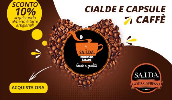 Caffe SAIDA Espresso