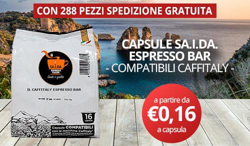 capsule sa.i.da. espresso compatibili caffitaly