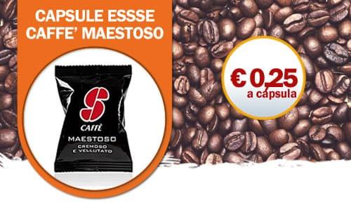 Capsule  Essse Caffe Maestoso