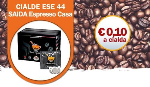 Cialde SAIDA Espresso Casa Offerta
