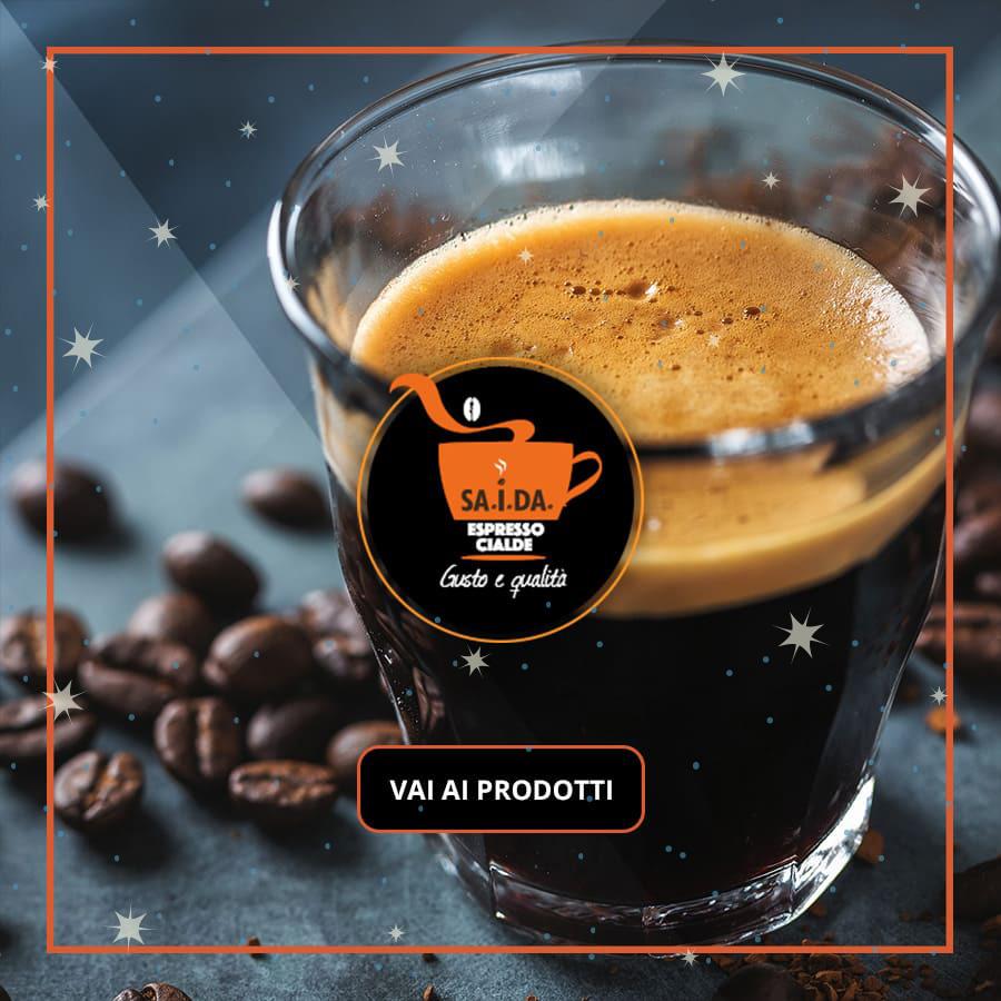 Caffe SAIDA Espresso Cialde