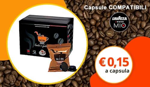 Capsule Il Mio SA.I.DA. Espresso Crema