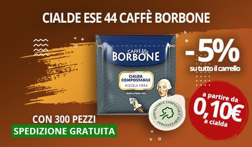 Cialde Caffe Borbone