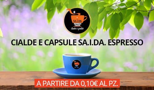cialde e capsule caffè compatibili sa.i.da. espresso