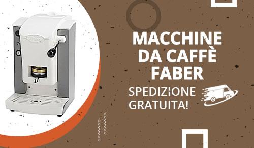 Macchine da caffé Faber