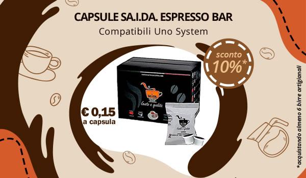 Capsule SA.I.DA. compatibili Uno System