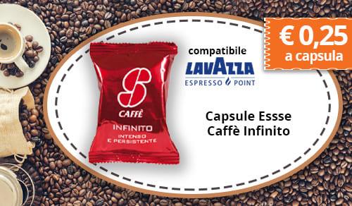 Capsule Essse Caffè Infinito